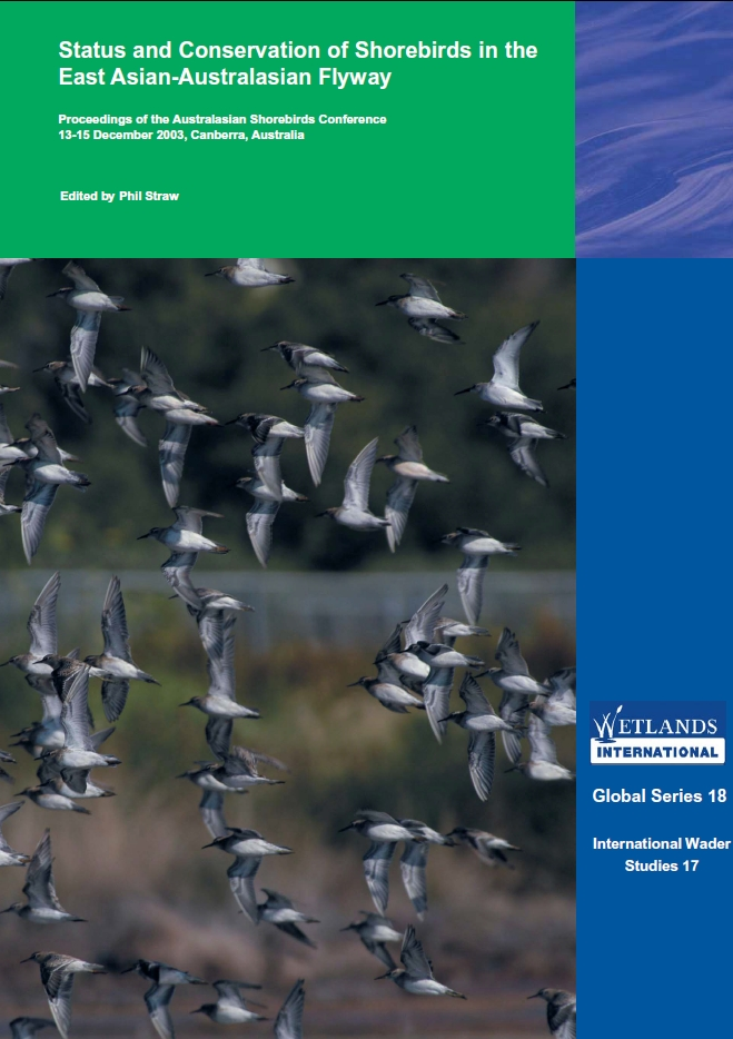 Number 17 - The status and conservation of shorebirds in the East Asian-Australasian Flyway
